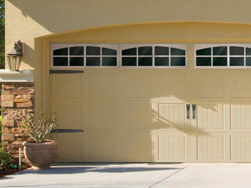 Signature Series Garage Door Hinges and Handles